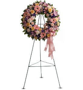 Graceful Wreath in Oakville ON, House of Flowers
