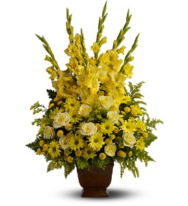 Teleflora's Sunny Memories in Summit & Cranford NJ, Rekemeier's Flower Shops, Inc.