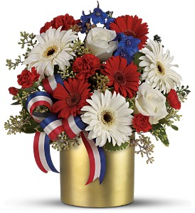 Teleflora's Hope Bouquet, flowershopping.com