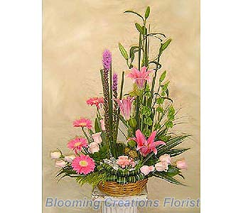 Music of Spring in San Antonio TX, Blooming Creations Florist