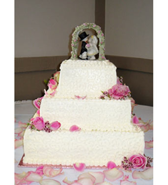 Cake Flowers in Royal Oak MI, Affordable Flowers