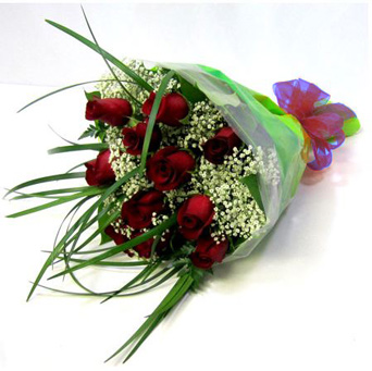 Premium Grande Rose Bouquet in Newport News VA, Pollards Florist