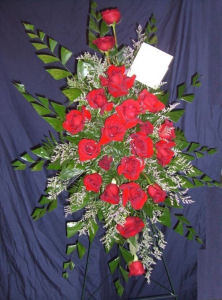 Magnificent Red in Sun City Center FL, Sun City Center Flowers & Gifts, Inc.