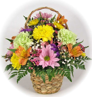 Basket of Joy in Ogdensburg NY, Basta's Flower Shop