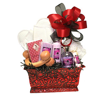 My Sweetheart''s Spa Basket in Birmingham AL, Norton's Florist