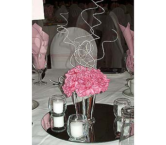 Silver and PinkPlease call for more info 888-279-7845 in Manotick ON, Manotick Florists