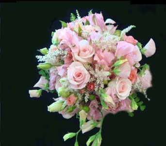 Custom Wedding Bouquet in Redlands CA, Hockridge Florist