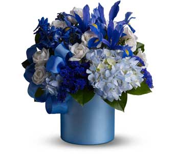 Precious Blues in McLean VA, MyFlorist