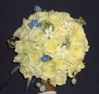 Bride Bouquet in Sun City Center FL, Sun City Center Flowers & Gifts, Inc.
