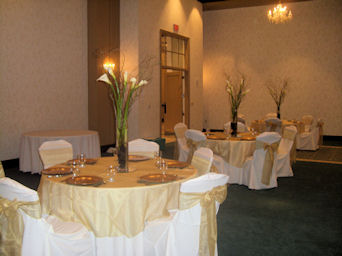 Erica''s Wedding in Sun City Center FL, Sun City Center Flowers & Gifts, Inc.