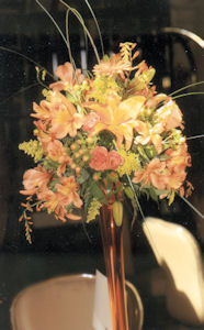 Marva''s Wedding in Sun City Center FL, Sun City Center Flowers & Gifts, Inc.