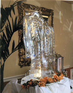 Marva''s Ice Sculpture in Sun City Center FL, Sun City Center Flowers & Gifts, Inc.