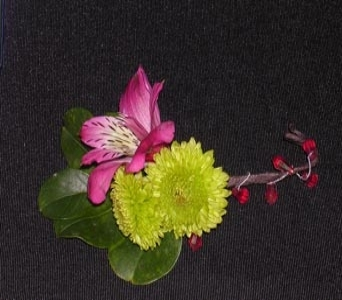 Button Boutonniere in Raleigh NC, North Raleigh Florist