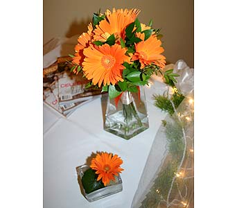 Yummy Orange!Please call for more info 888-279-7845 in Manotick ON, Manotick Florists