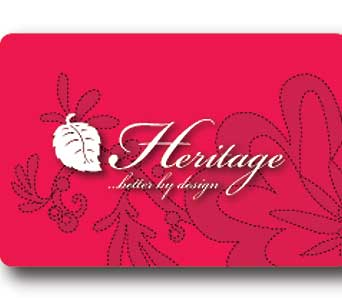 Heritage Gift Card in Kennewick WA, Heritage Home Accents & Floral