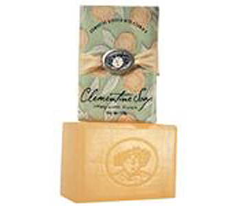 Clementine  Glycerin Soap in Tuckahoe NJ, Enchanting Florist & Gift Shop