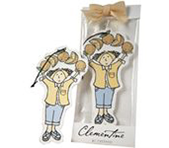 Clementine  Air Freshener in Tuckahoe NJ, Enchanting Florist & Gift Shop