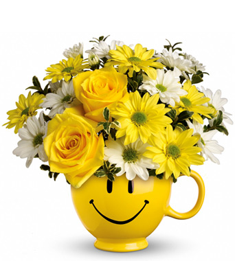 Be Happy� Bouquet  in McLean VA, MyFlorist