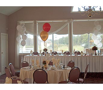 Orchardview Wedding  Fall BalloonsPlease call for more info 888-279-7845 in Manotick ON, Manotick Florists