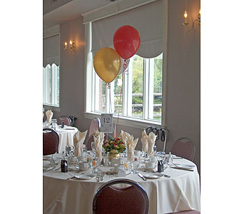 Orchardview Wedding Fall Balloon Bouquet in Manotick ON, Manotick Florists