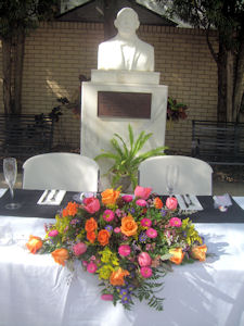 Wedding at Ybor City in Sun City Center FL, Sun City Center Flowers & Gifts, Inc.