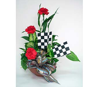Checkered Flag in Indianapolis IN, Gillespie Florists