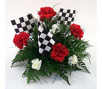Final Lap in Indianapolis IN, Gillespie Florists