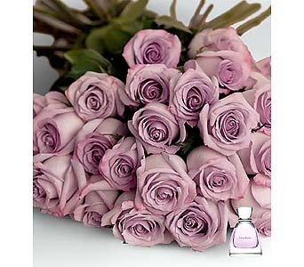 PURPLE/LAVENDER ROSES in Bellevue WA, CITY FLOWERS, INC.