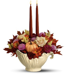 Lenox Sauce Server Bouquet by Teleflora in Butte MT, Wilhelm Flower Shoppe