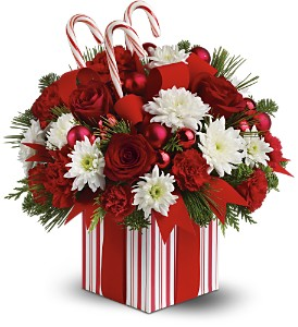 Christmas Present Bouquet