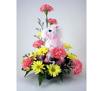Pink Pony in Indianapolis IN, Gillespie Florists