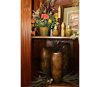 Home Interiors in Sheldon IA, A Country Florist