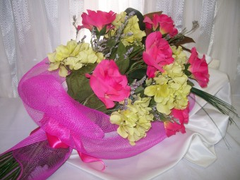 Hydrangeas and Roses in Fairfax VA, Exotica Florist, Inc.