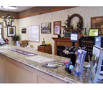 Wine Tasting Room in Marshall MI, The Marshall Flower Haus