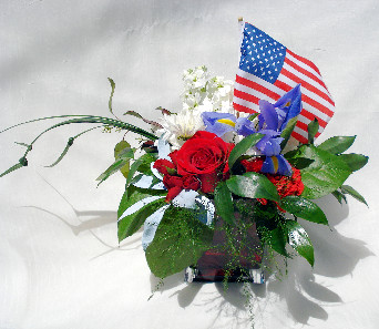 America in Longmont CO, Longmont Florist, Inc.