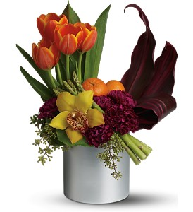 Teleflora's Top Chef Kitchen Connoisseur in Canisteo NY, B K's Boutique Florist