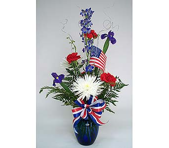 Declaration of Independence in Indianapolis IN, Gillespie Florists