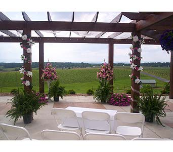 Rask Florist Weddings in Staunton VA, Rask Florist, Inc.