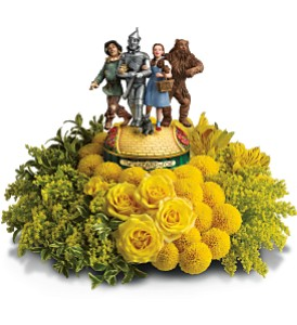 The Wizard of Oz Bouquet by Teleflora in San Diego CA, Flowers Of Point Loma