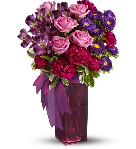 Bunches of Blooms by Teleflora in Los Angeles CA, Haru Florist