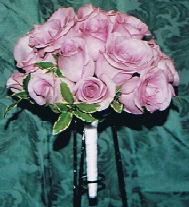 Lavender Rose Bridal Bouquet in Ottawa ON, The Fresh Flower Company