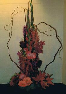 Passion - 2008 CAFA winning arrangement in Ottawa ON, The Fresh Flower Company