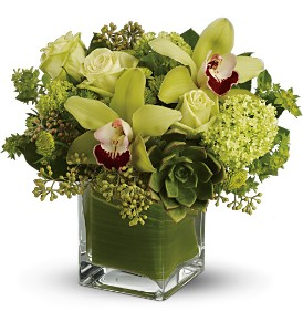 Teleflora's Rainforest Bouquet -  Deluxe in Merrick NY, Flowers By Voegler