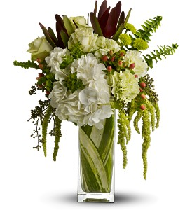 Teleflora's Nature's Kiss in Santa Monica CA, Edelweiss Flower Boutique