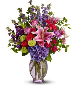 Teleflora's Beauty n' Bliss in Longview TX, The Flower Peddler, Inc.
