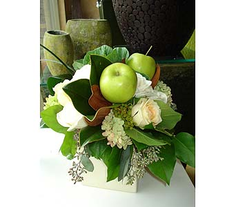 An apple a day... in Thornhill ON, Wisteria Floral Design