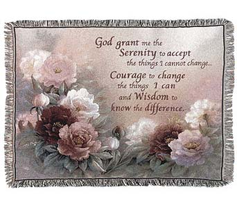 Serenity Prayer in Toledo OH, Myrtle Flowers & Gifts