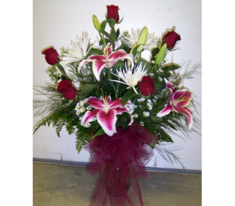 Love and Romance in Raleigh NC, Gingerbread House Florist - Raleigh NC