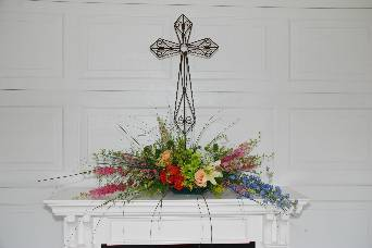 Altar Flowers in Knoxville TN, The Flower Pot