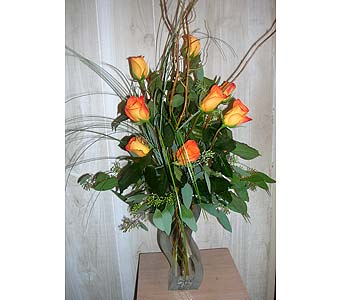 Something Different by Petals & Stems in Dallas TX, Petals & Stems Florist